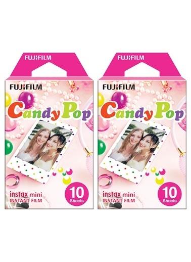 Instax Instax Mini Candy Pop 10X2 Film Seti Renkli